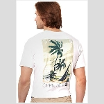 Nautica Palm Trees Tee Thumbnail