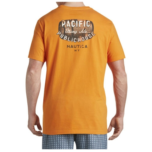 Nautica Pacific Public House Graphic T-Shirt Thumbnail
