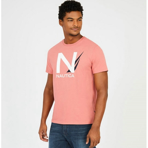 Nautica Signature Graphic T-Shirt Thumbnail