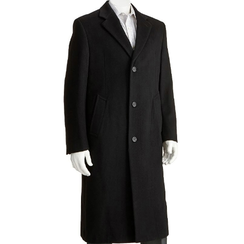 Jean-Paul Germain Full Length Topcoat Thumbnail