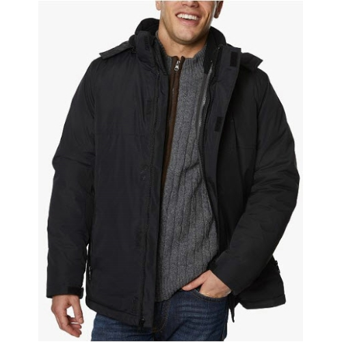 Nautica Systems 3 in 1 Jacket Thumbnail