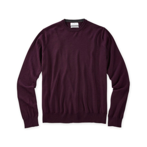 Toscano Crew Neck Sweater Thumbnail