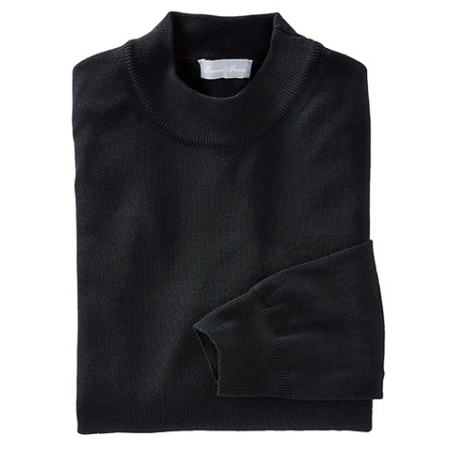 Toscano Mock Neck Sweater Thumbnail