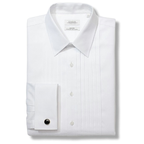 Enro Non-Iron Tuxedo Dress Shirt Thumbnail
