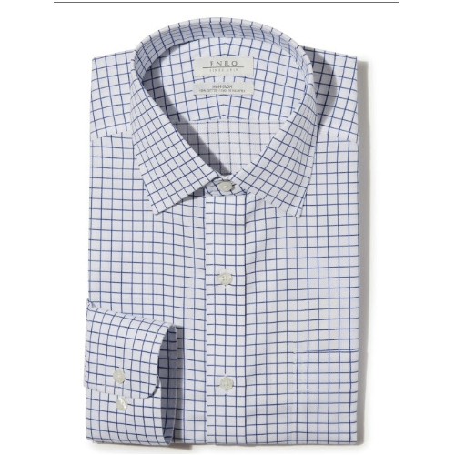 Enro Boston Dobby Non-Iron Dress Shirt Thumbnail