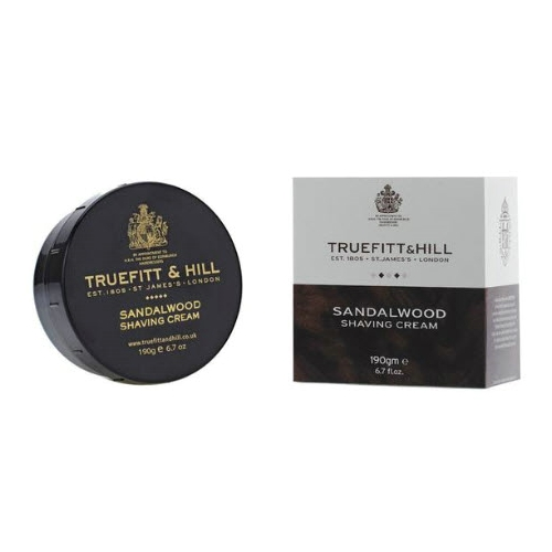 Truefitt & Hill Sandalwood Shaving Cream Bowl Thumbnail