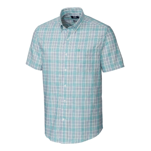 Cutter & Buck Easy-Care Issac Plaid Shirt Thumbnail