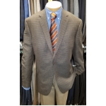 Jean-Paul Germain Brown Check Sportcoat Thumbnail