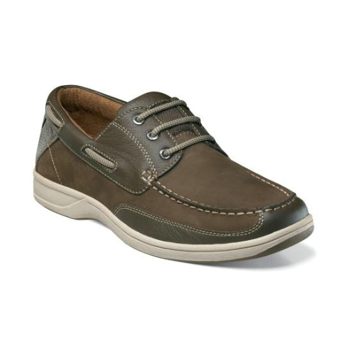 Florshiem Lakeside Oxford Boat Shoe Thumbnail