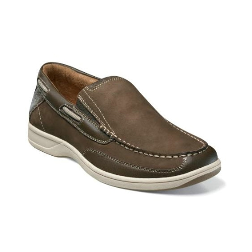 Florsheim Lakeside Slip on Boat Shoe Thumbnail