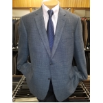 Jean-Paul Germain Blue Plaid Sportcoat Thumbnail