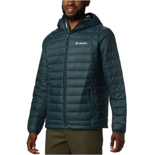 Columbia Voodoo Turbodown Hooded Jacket Thumbnail