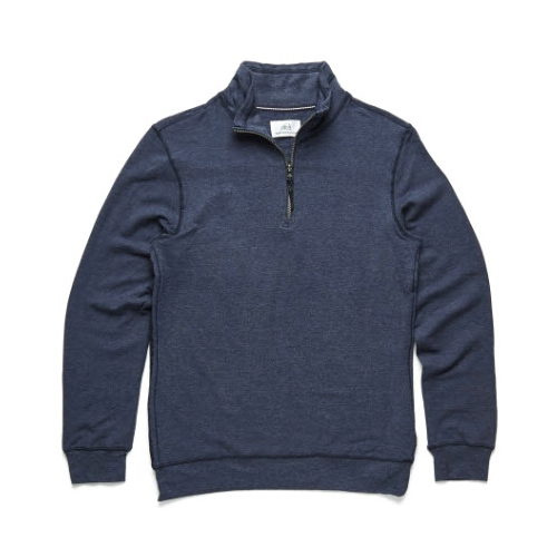 Surfside Supply Brushback Fleece Zip Mock Thumbnail