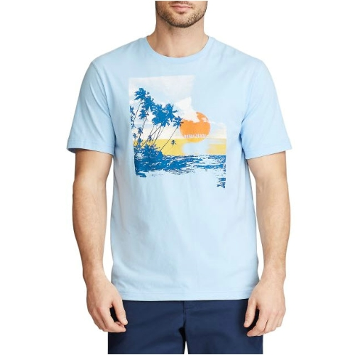 Chaps Sunset Graphic T-Shirt Thumbnail