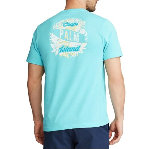 Chaps Palm Island Graphic T-shirt Thumbnail