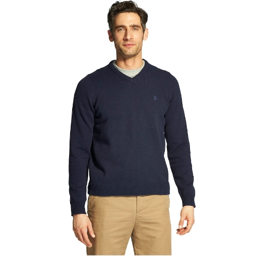 Izod Classic-Fit V-Neck Sweater Thumbnail