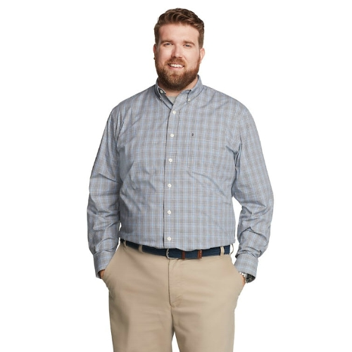 Izod Performance Glen Plaid Shirt Thumbnail