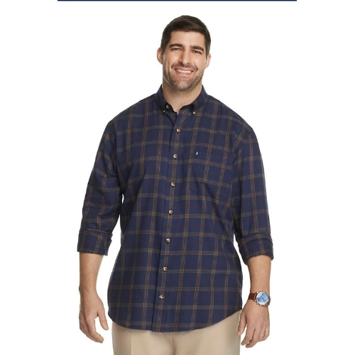 Izod Performance Heritage Plaid Shirt Thumbnail