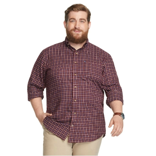 Izod Heritage Plaid Shirt Thumbnail