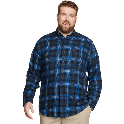 Izod Performance Flannel Shirt Thumbnail