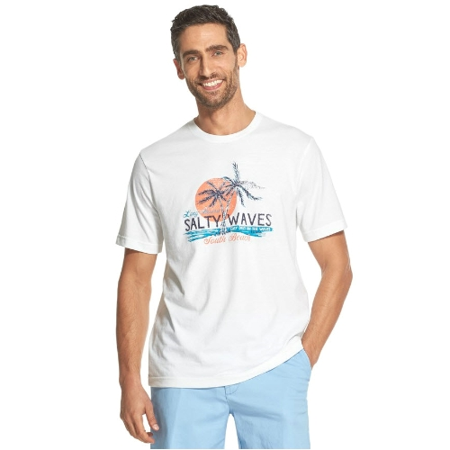 Izod Salty Waves Graphic T-Shirt Thumbnail