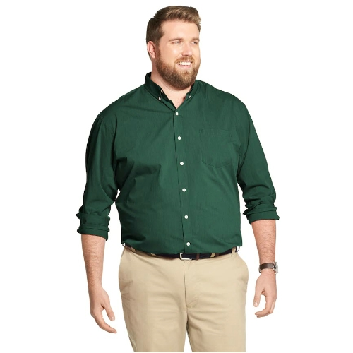 Izod Microtripe Stretch Shirt Thumbnail