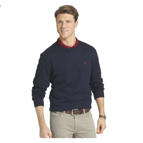Frank 39 s big and tall men 39 s clothing store new jersey for Izod big and tall essential solid shirt