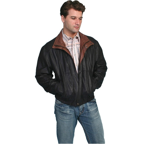 Scully Featherlite Leather Jacket Thumbnail
