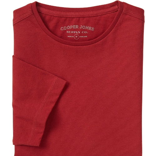 Cooper Jones Carbon Crew SS Tee Thumbnail