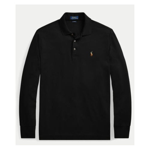 Polo Classic Fit Soft-Touch Polo Thumbnail