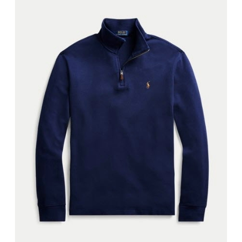 Polo Estate Rib Half-Zip Pullover Thumbnail