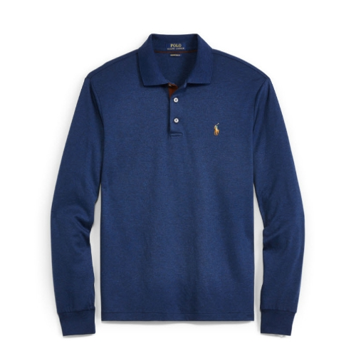 Polo Classic-Fit Soft Touch Polo Thumbnail