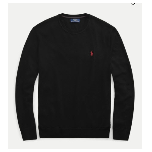 Polo Washable Merino Crew Sweater Thumbnail
