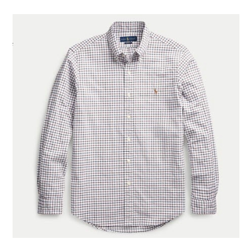 Polo Classic Fit Tattersall Shirt Thumbnail