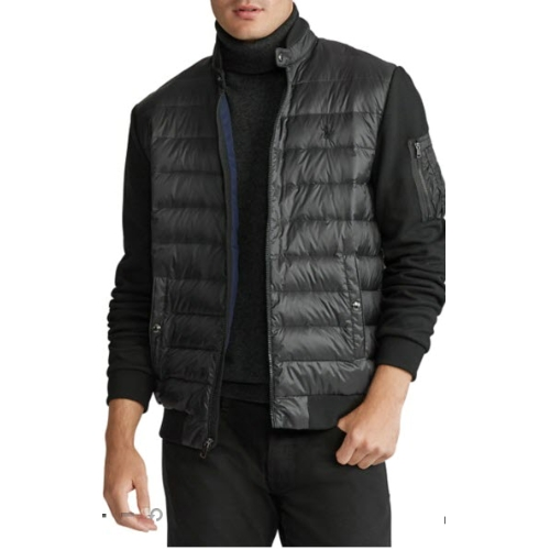 Polo Ralph Lauren Hybrid Down Jacket Thumbnail