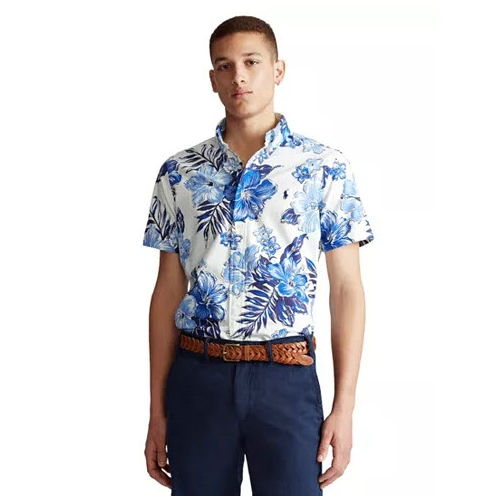 Polo Classic-Fit Tropical Shirt Thumbnail