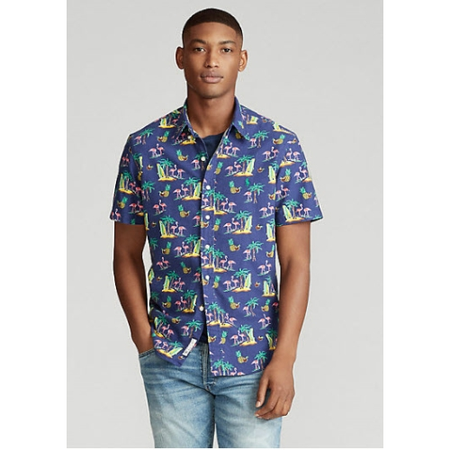 Polo Classic Fit Tropical Shirt Thumbnail