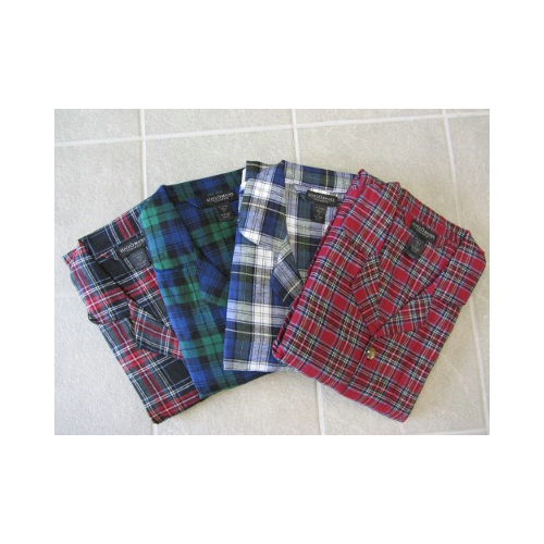 State O' Maine Flannel Pajamas Thumbnail