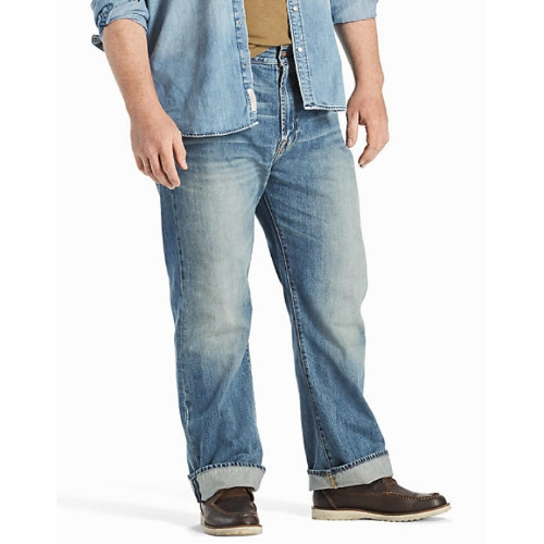 Lucky Brand Relaxed Straight Leg Jeans Thumbnail