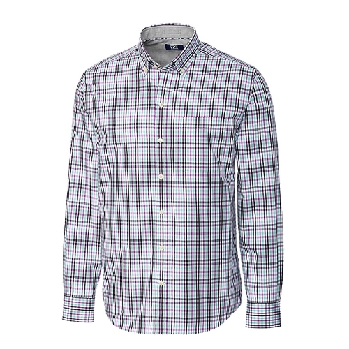 Cutter & Buck Irving Plaid Sportshirt Thumbnail