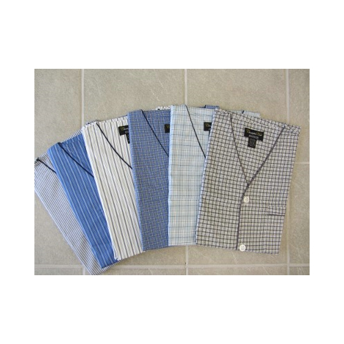 Christopher Hart Shorty Patterned Pajamas Thumbnail