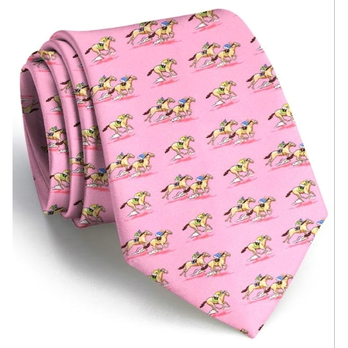 Bird Dog Bay And They're Off XL Tie Thumbnail