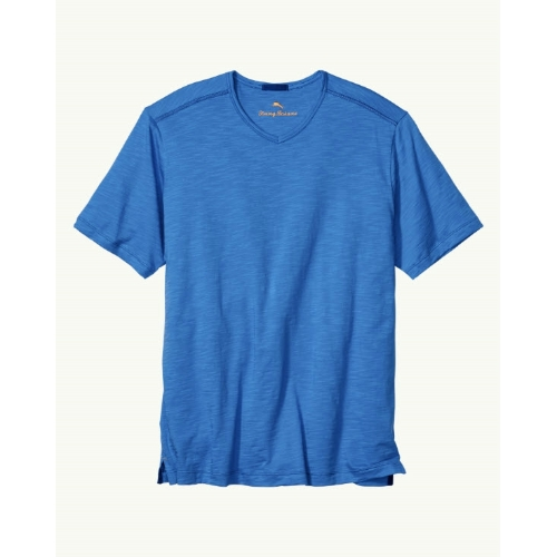 Tommy Bahama Portside Player V-Neck T-shirt Thumbnail