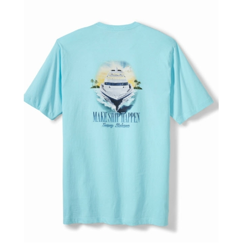 Tommy Bahama Make Ship Happen T-Shirt Thumbnail