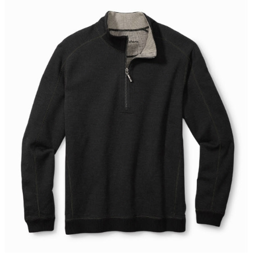 Tommy Bahama New Flipsider Half Zip Sweater Thumbnail