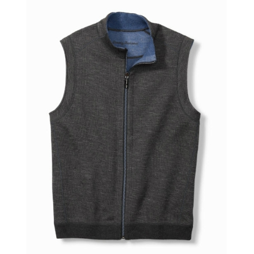 Tommy Bahama New Flipsider Full Zip Vest Thumbnail