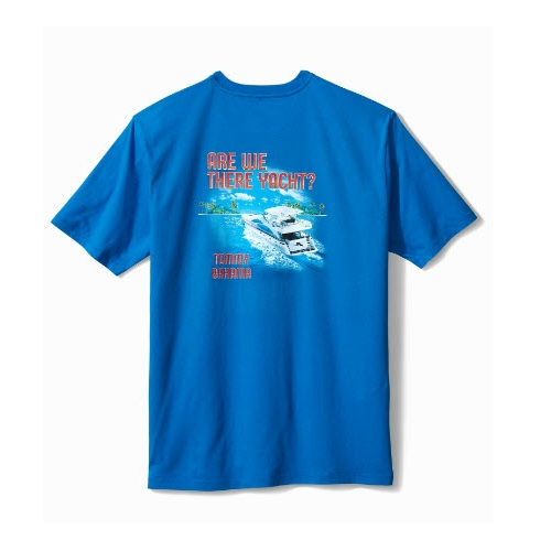 Tommy Bahama Are We There Yacht T-Shirt Thumbnail