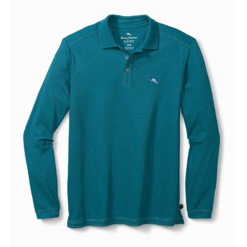 Tommy Bahama Emfielder Long Sleeve Polo Thumbnail