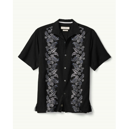 Tommy Bahama Put a Leaf on it Camp Shirt Thumbnail