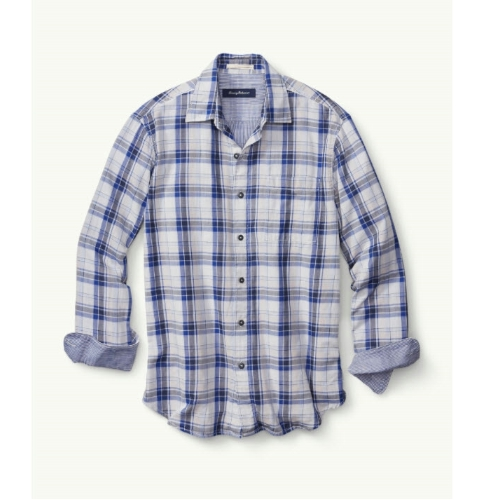 Tommy Bahama Aladdin Plaid Shirt Thumbnail